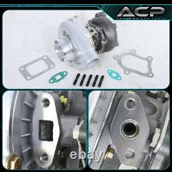 Stage Iii Turbo Charger T04E T3/T4 T03/T04.63 AR. 50 Trim Boost 5 Bolt Flange
