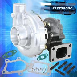 T04E T3/T4.63 A/R Turbo/Compressor Bearing Turbocharger Stage Iii Racing Track