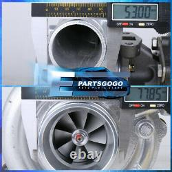 T3/T4 Hybrid Turbo Charger 63A/R T04E T3 T4 Stage 3 Turbocharger Universal