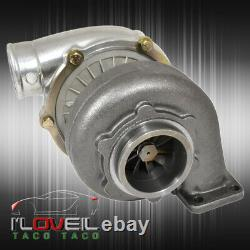 T70 / T3 Flange 3.0L To 6.0L Engine Turbo Charger Turbocharger Stage 4.70 A/R