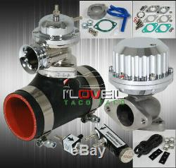 Turbo Charger Parts-2.5 Blow Off Valve BOV Coupler/ 38Mm Waste Gate/ Controller