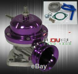Turbo Parts 3 Blow Off Valve BOV Adapter Pipe/ 38Mm Waste Gate/ Bc Controller
