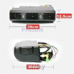Under Dash AC Evaporator A/C Air Conditioner Only Cooling 12V 80W 32 Pass 4 Coil