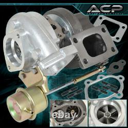 Universal T25/28.64 A/R Turbocharger/Turbo Compressor WithInternal Wastegate 8Psi