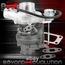 Universal T3/T4 T04E. 63AR Hybrid Turbo Charger 3 Vband with Internal Wastegate