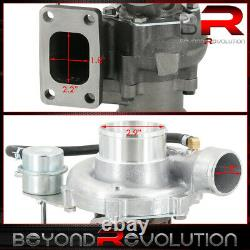 Universal T3/T4 T04E Hybrid Turbo Charger Boost 3 Vband with Internal Wastegate
