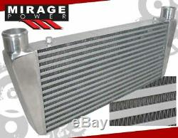 Universal Tube / Fin 29X11X2.5 Top Inlet/Exit Front Mount Fmic Intercooler
