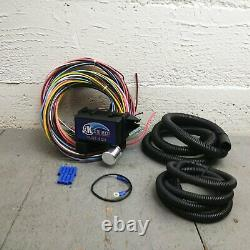 Wire Harness Fuse Block Upgrade Kit for 60-94 Dodge Car Stranded Insulation PVC